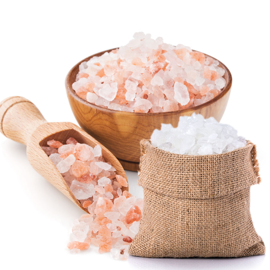Salt & Sweeteners