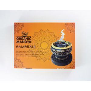 Sambrani Dhoop Cups - 12pcs Set