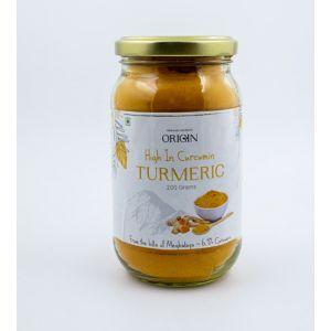 High Curcumin Lakadong Turmeric - Limited Stock (200gm)